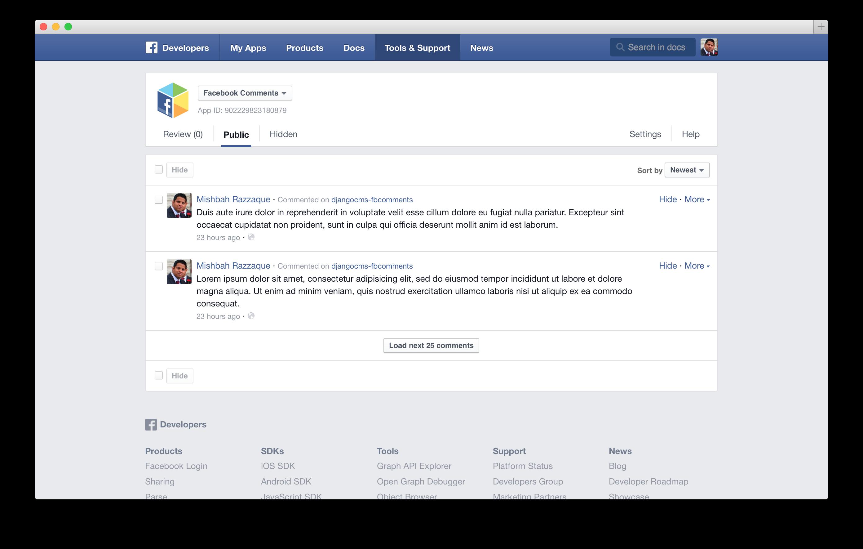 GitHub - mishbahr/djangocms-fbcomments: The easiest way to integrate ...